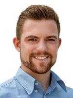Martin Jønsson, byggeleder hos CJ Group Aarhus
