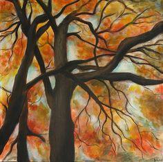 Scherer Art Tree Painting