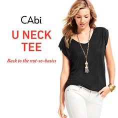"""CAbi New Arrivals: """"In the Sun""""!  Available March 18th. www.lexiebush.cabionline.com"""