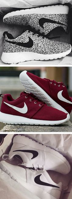 Running shoes Nike | via https://www.pinterest.com/noipaicrib/pins/