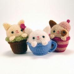 Cozy Cat Trio