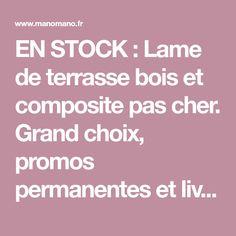 Lame Terrasse Premium 28x145mm Douglas Menuiserie Lame