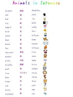 japanese 1000 most common words pdf