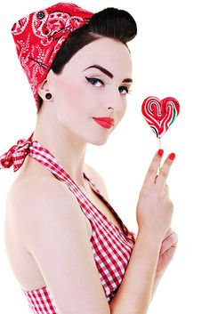 Lifestyle of a Pin-up Girl