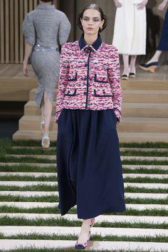 Chanel Spring 2016 Couture Fashion Show - Mina Cvetkovic (Women)