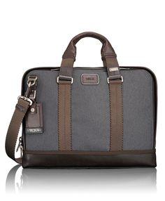 03129c82fe49 Andrews Slim Brief Laptop Briefcase