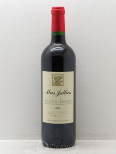 Coteaux du Languedoc - Terrasses du Larzac Mas Jullien Olivier Jullien 2006 - Lot de 1 Bouteille