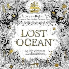 With intricate pen and ink illustrations to complete, colour and embellish, this book invites colour-inners of all ages to discover an enchanting underwater world hidden within the depths of the sea.