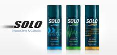 Solo MAXX Body spray 200 ml