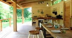 Outdoor kitchens - Central
