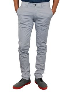 Light grey chino trousers! www.raimonti.gr