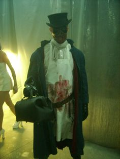 Jack the Ripper Repo The Genetic Opera, Jack Ripper, Repo Man, Musical Film, Cult Movies, American Horror, Genetics, Dark Side, Theatre