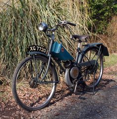 1940s HEC Levis Power Cycle