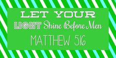 Detail-Oriented Diva!: Christ-Centered Easter Basket: { Let Your Light Shine }