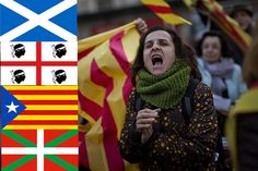 """Spain Files Criminal Charges Over Catalonia Independence Vote - wsj.com, Matt Moffett, Nov. 21, 2014. """"Spain filed criminal charges Friday against leaders of the wealthy region of Catalonia for holding a symbolic referendum on independence, following a debate among prosecutors that revealed the central government's difficulty in exerting its authority there."""""""
