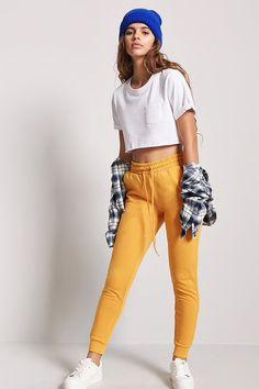 Fleece Knit Joggers