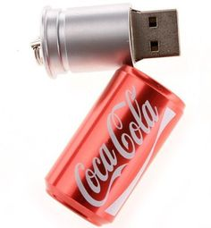 Soda Can 512GB USB 2.0 Flash Drive from USA ONLY $40