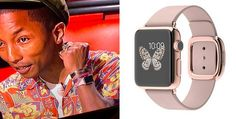 celebs wearing the rose gold iwatch - Google Search