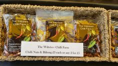 The Wiltshire Chilli Farm have brought some fantastic new products to our Sheffield Continental Market! Wednesday 29th April - Bank Holiday Monday 4th May 2015