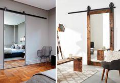 Inspiración: decorar con espejos - Decoratualma Oversized Mirror, Furniture, Home Decor, Houses, Filing Cabinets, Decoration Home, Room Decor, Home Furnishings, Arredamento