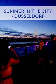 Summer in the City - Düsseldorf - travelsandmore
