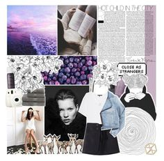 """you got that kind of love"" by lucidmoon ❤ liked on Polyvore featuring L:A Bruket, rag & bone, Fujifilm, philosophy, WALL, NARS Cosmetics, ZALORA, Christy, Living Proof and Topshop"