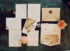 Spanish Inspired Ethereal California Wedding - MODwedding