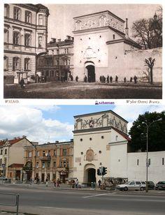Ausros Vartai, Vilnius
