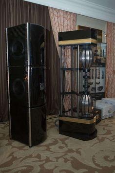 CES 2013: MBL | Part-Time Audiophile
