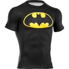 Under Armour Transform Yourself Batman Classic Compression Short Sleeve Top Mens - SportChek.ca