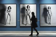 """Newton, la mostra a Roma """"Ecco il nudo glamour"""""""