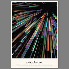 Pipe Dreams #2 by simon c page, via Flickr
