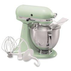 Mint Green + Mixer = Love