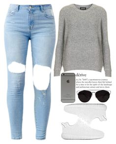"""""""February 10th, 2016"""" by inesdinis6 ❤ liked on Polyvore featuring Topshop and Retrò"""
