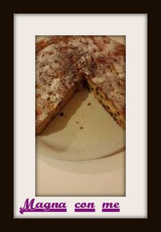 Torta ricotta e pere http://blog.giallozafferano.it/magnaconme/torta-ricotta-pere/