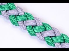 How to Make a Survival Paracord Bracelet - Coyote Trail - BoredParacord…