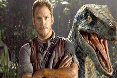 """For Everyone Who Fell In Love With The Raptor Squad From """"Jurassic World"""" --- LOVE the raptors!!!!"""