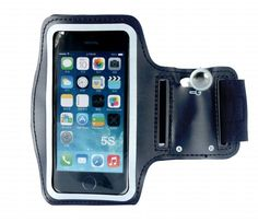 Tnz Miles Sport Fitness iPhone Armband for Apple iPhone 5s 5c 4G 4Gs 3Gs iTouch
