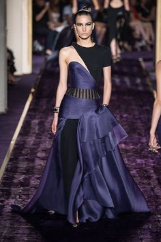 Atelier Versace Automne-hiver 2014-2015 - Couture