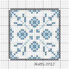 Creative Workshops from Hetti: # SAL Delft Blue Tiles 2012. 04.2015