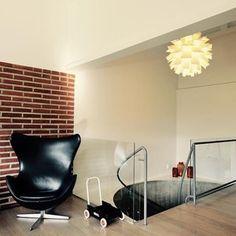 #foinixinteriors #annatiula #viljorevell #livingroom #staircase #espoo #interiordesign #interiorarchitecture #realestate #realestatemarketing #dwelling #homestaging #homestyling  #fritzhansen #egg #norm68 #normann #formverk #fezfloorlight #fransdsen #projektisisustuswm #brio #apothecarybottles #brickwall #concretewall PHT: #RikhardTiula IN-COLL: architect Mehis Marks