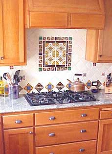 spanish tile backsplash ideas | benefits of a mexican tile