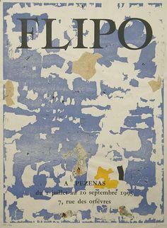 (A Pezenas 1993) by Emmanuel Flipo