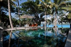 Dolphin Island, Boutique Hotel and Gourmet restaurant on the seafront Dolphin Island – Relais & Châteaux