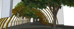 Bamboo Tunnel