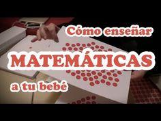Cómo enseñar matemáticas y cómo enseñar a leer a tu bebé con el Método Doman - YouTube