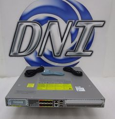 Cisco ASR1001-X Router 6 built-in GE 2 10GE Ports 1x SPA Slot ASR1001-X-PWR-AC J