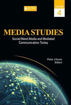 Media Studies (Volume 4)