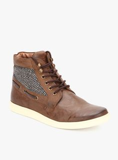 Knotty Derby | Justin Side Panel Tan Boots | Men | Online Shopping India | #staynaughty