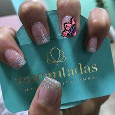 New Nails Art Facile Pastel 56 Ideas Ring Finger Nails, Marble Nail Art, New Nail Art, Finger Painting, Nail Decorations, Black Nails, French Nails, Winter Nails, Wedding Nails